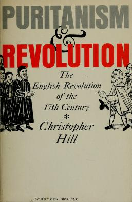Cover of: Puritanism and revolution by Hill, Christopher