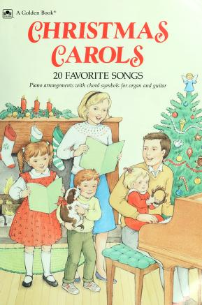 Cover of: Christmas Carols | Jean Little
