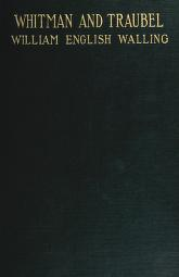 Cover of: Whitman and Traubel