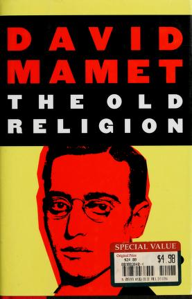 Cover of: The old religion | David Mamet