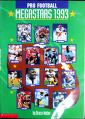 Cover of: Pro Football Megastars, Nineteen Ninety-Three